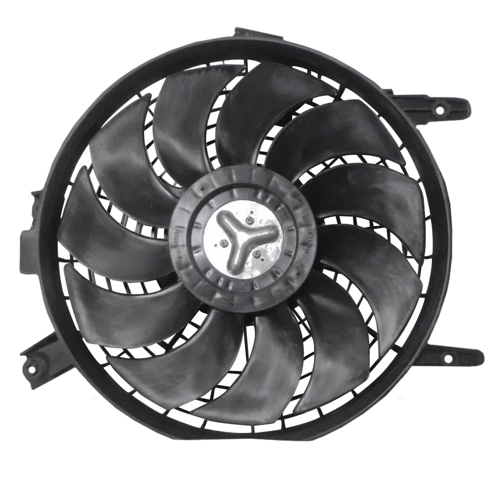 hight resolution of picture of 93 97 ty corolla condenser fan assy from 5 95 96