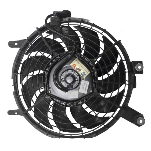 small resolution of  96 97 geo prizm toyota corolla ac a c condenser cooling fan motor assembly