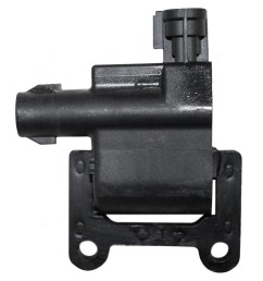 toyota 4runner camry rav4 solara t100 tacoma pickup 4 cyl ignition spark plug coil pack module everydayautoparts com [ 1000 x 1000 Pixel ]