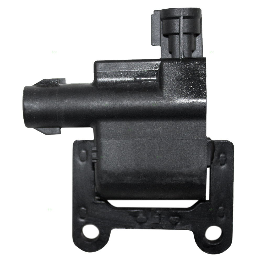 medium resolution of toyota 4runner camry rav4 solara t100 tacoma pickup 4 cyl ignition spark plug coil pack module everydayautoparts com
