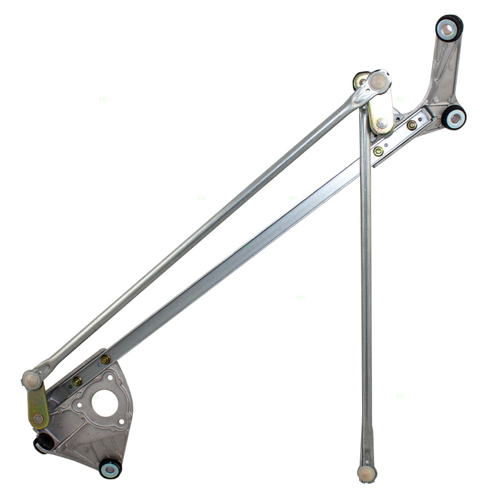 hight resolution of brock supply 94 97 hn accord windshield wiper linkage w o motor 97 99 ac cl