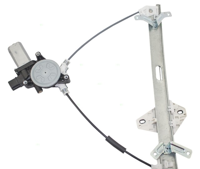 Picture Of 03 07 Hn Accord Coupe Power Window Regulator W Motor Front Rh
