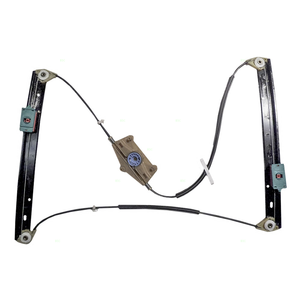 Audi A6 S6 Drivers Front Power Window Lift Regulator