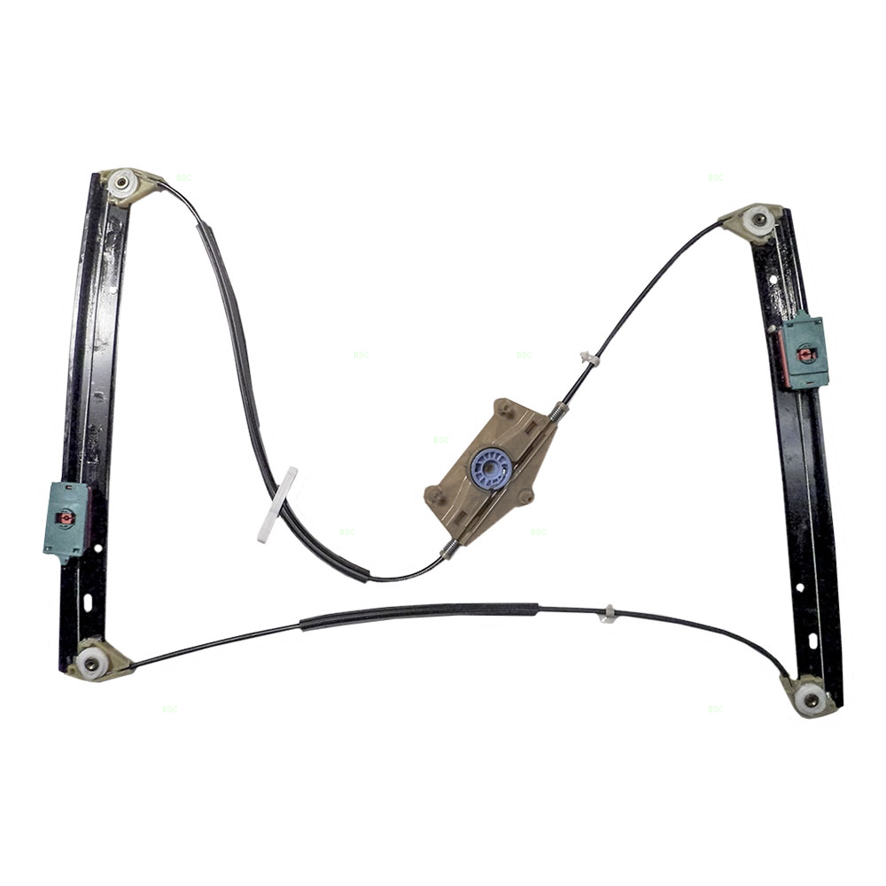 Power Window Regulator Cable Replacement