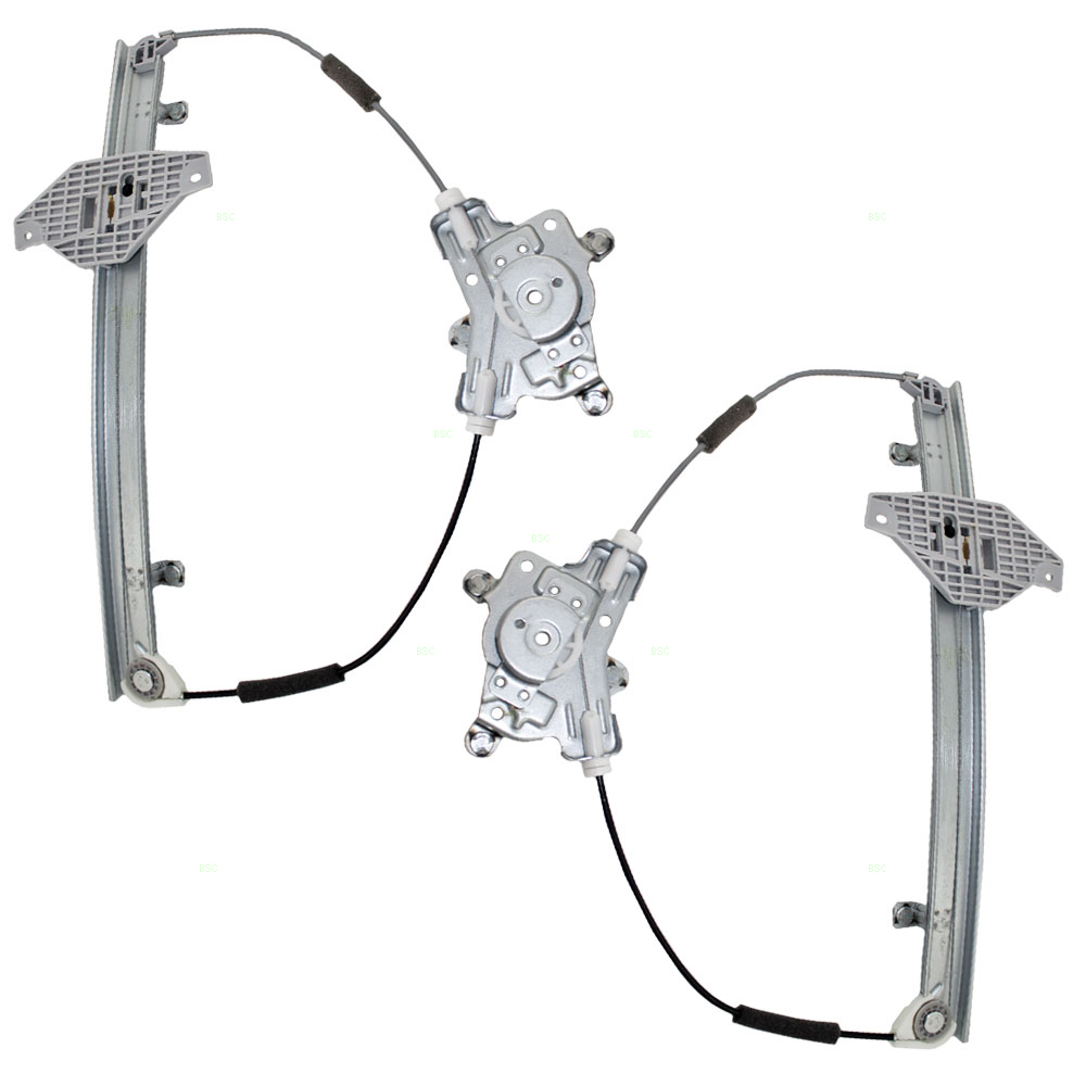 00-05 Hyundai Accent Set of Front Power Window Lift