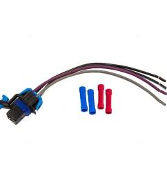cadillac buick gmc isuzu pontiac chevrolet pickup truck suv van new fuel pump wiring harness square  [ 1000 x 1000 Pixel ]