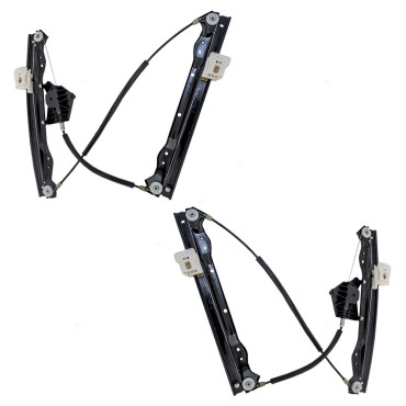 08 09 10 Dodge Avenger Set of Front Power Window Lift