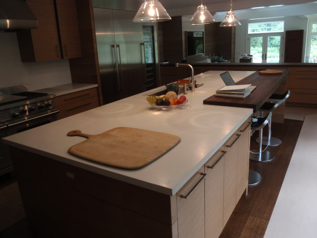 concrete kitchen countertops wallpaper ideas engineered products brooks custom