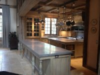 Verdicrete Concrete Countertops - Brooks Custom