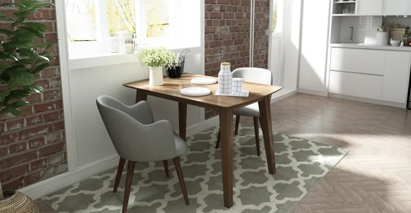 Dining Table Styles For Small Spaces Brosa