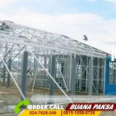 Harga Baja Ringan Kencana Di Semarang Distributor Rangka Buana Paksa