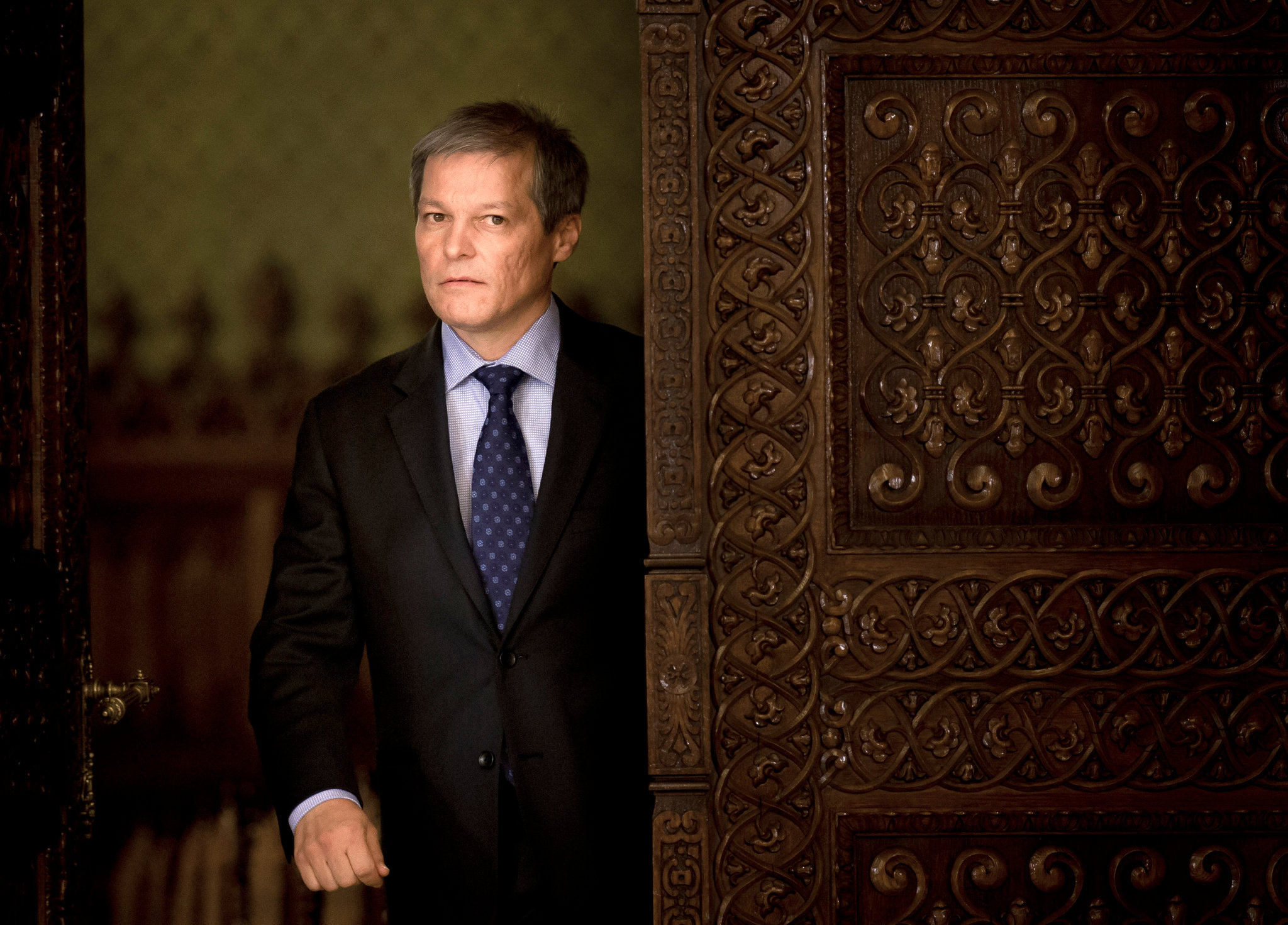 Romania's would-be prime minister, Dacian Ciolos. Click for source
