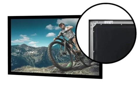 Экраны для проекторов с фиксированной рамкой