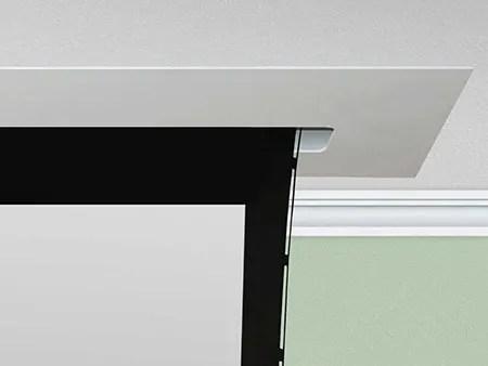 Экраны для потолочных проекторов