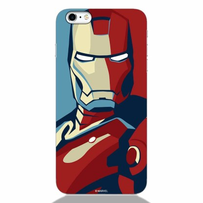 Abstract Ironman iPhone 6 Back Cover