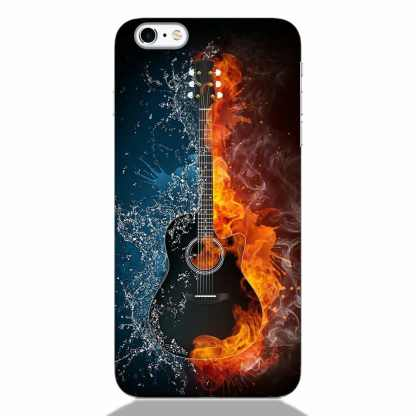 Guitar Lovers iPhone 6S Back Cover