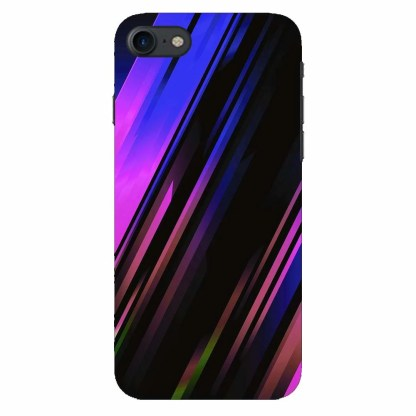 Abstract Design iPhone 7 Back Cover