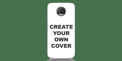 Customized Motorola G5s Plus Back Cover
