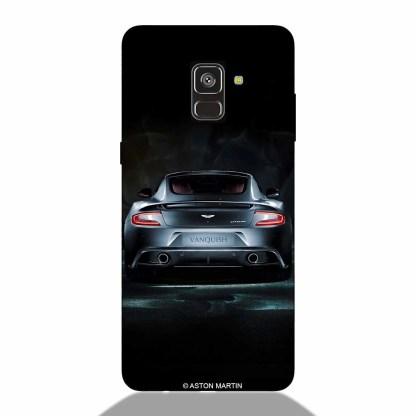 Sports Car Samsung A8 Plus 2018 Back Cover