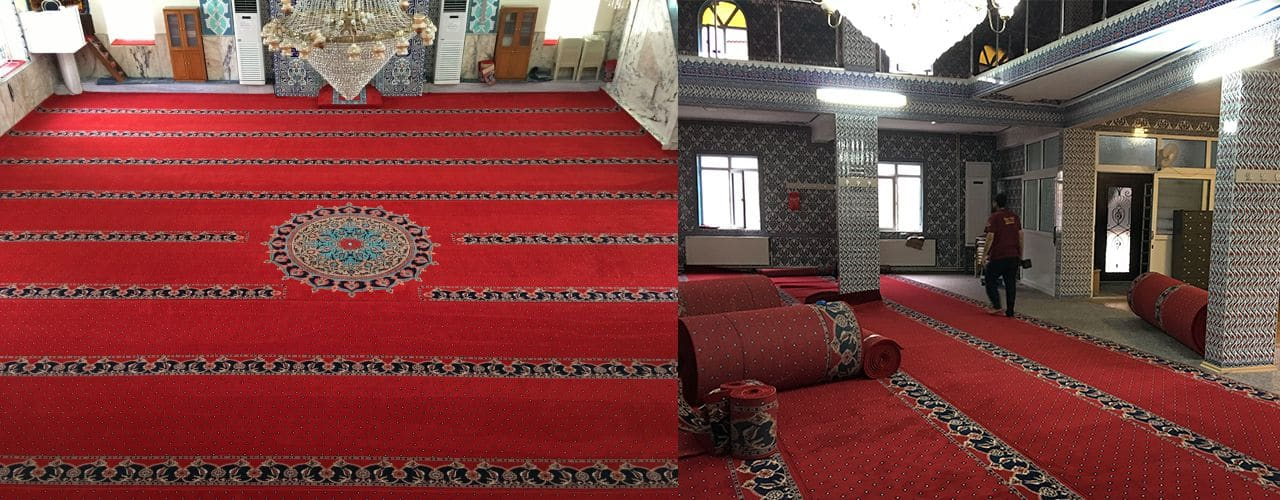 En Güzel Cami Halıları