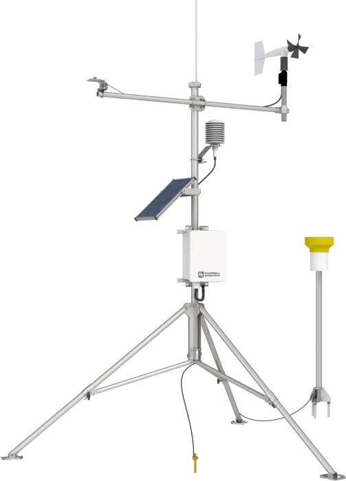 GRWS100: General Research-Grade Weather Station