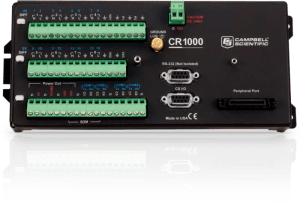 CR1000: Measurement and Control Datalogger