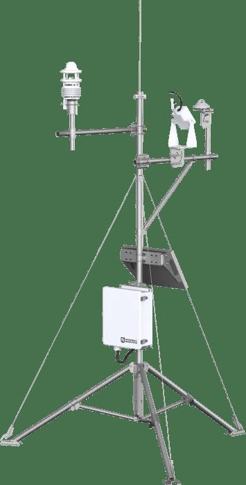 RSR100: Rotating Shadowband Radiometer