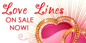 5th Grade Lovelines are due - Deadline Extended!