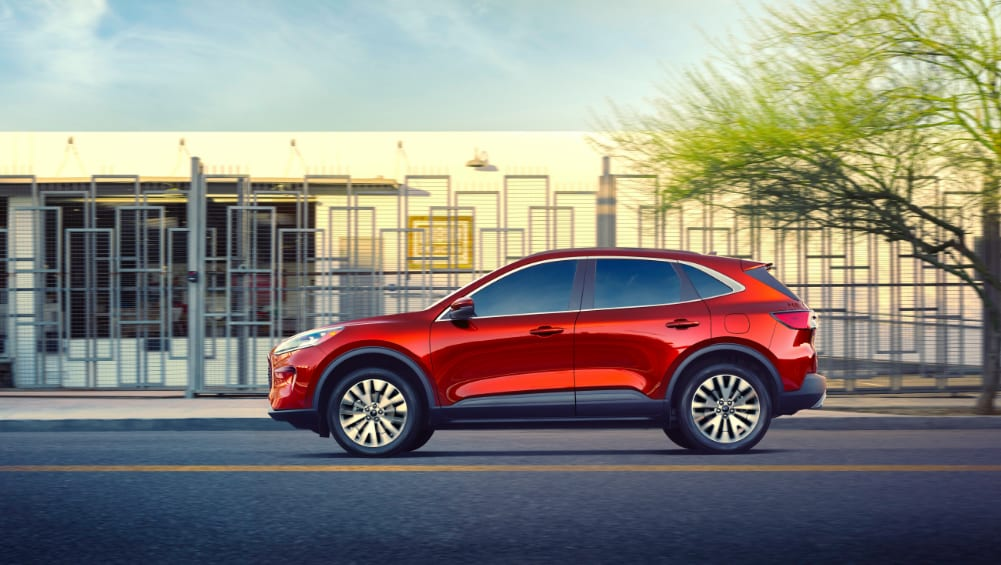 Ford Goes Electric With 2020 Escape Suv Car News Carsguide