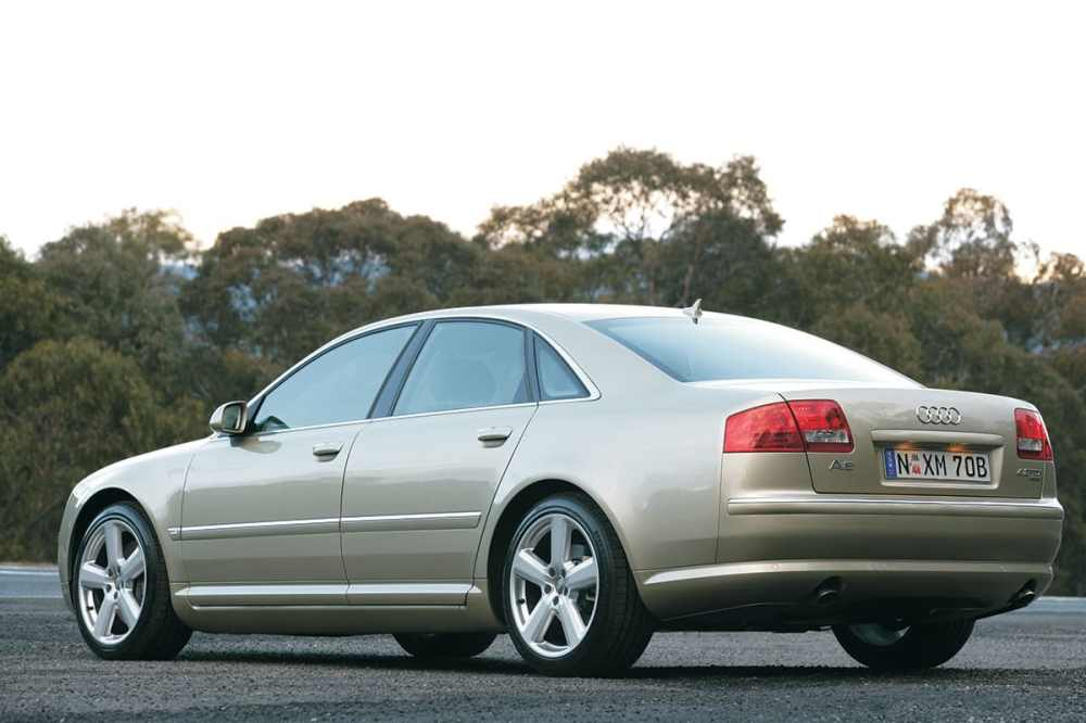 medium resolution of audi a8 2007 review