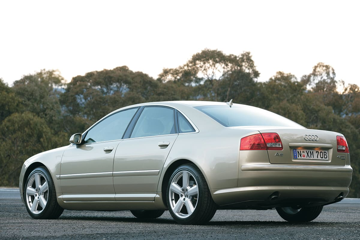 hight resolution of audi a8 2007 review