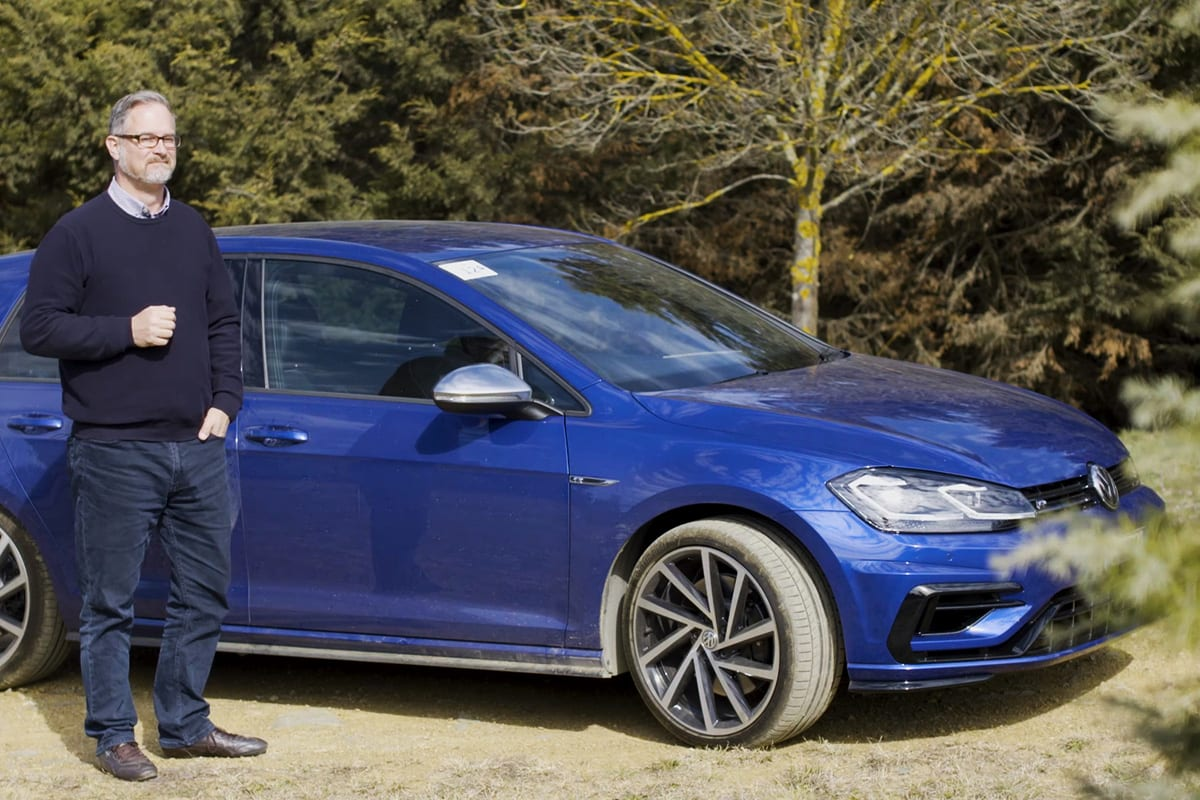 hight resolution of volkswagen golf r 2017 review