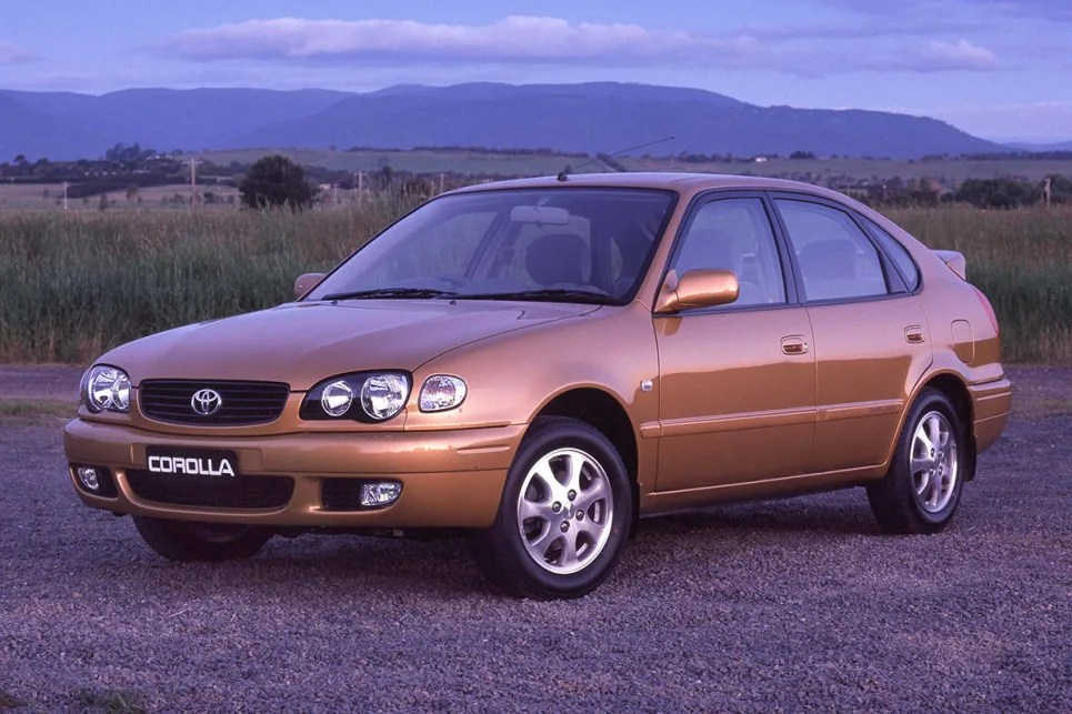 Used Toyota Corolla Review 19992001  Carsguide
