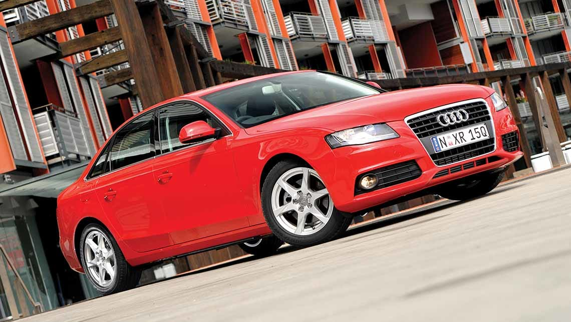 Audi A4 Used Review 2002 2013 Carsguide