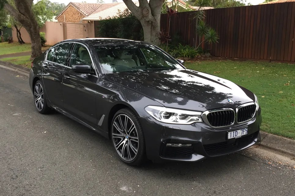 Bmw 540i 2017 Review Carsguide