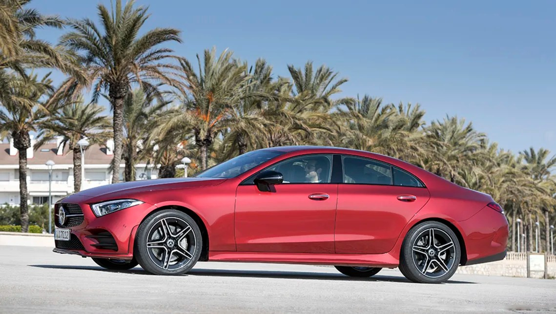 Mercedes Benz CLS 2018 Pricing And Specs Car News