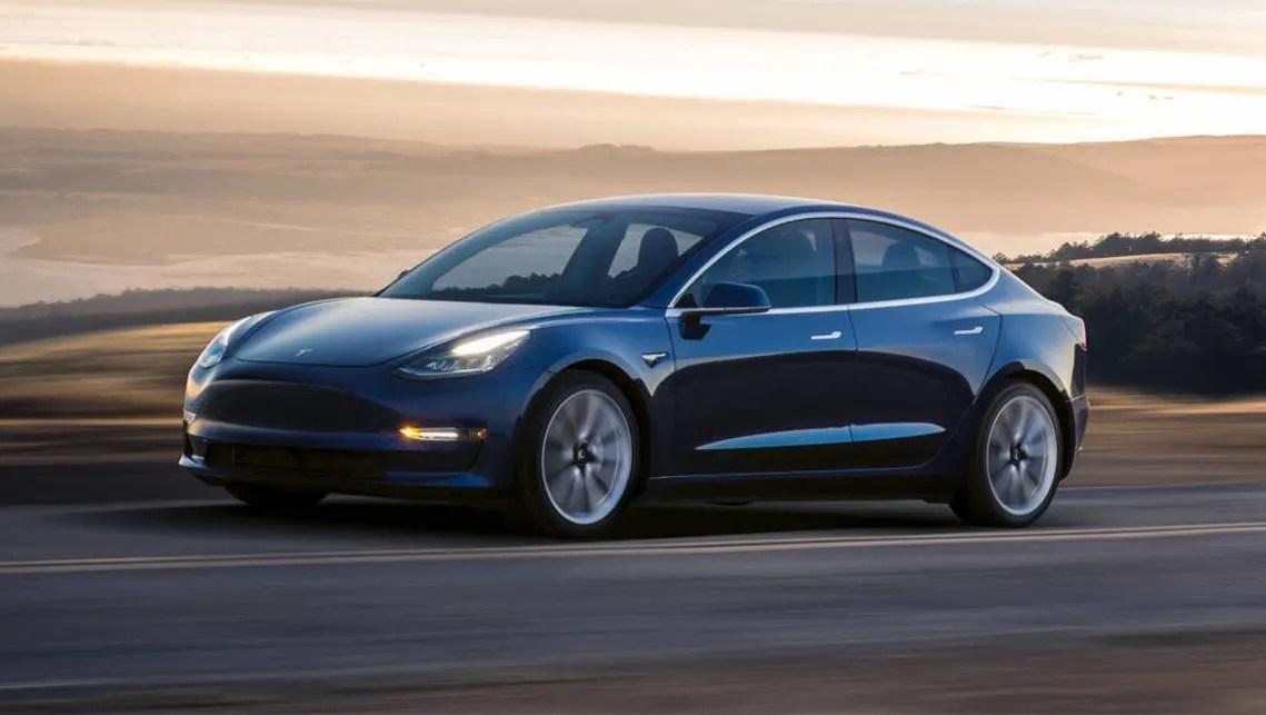 tesla model 3 2019 specification confirmed - car news | carsguide