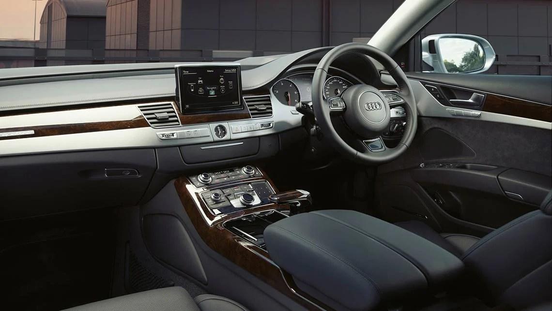 Audi A8 42 TDI Sedan 2014 Review CarsGuide