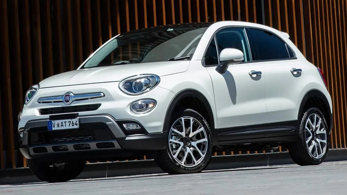 Fiat 500x Cross Plus 2016 Review  Carsguide