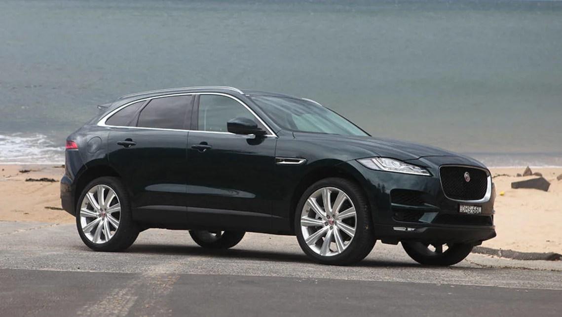 Jaguar Fpace Portfolio Diesel 2016 Review  Road Test