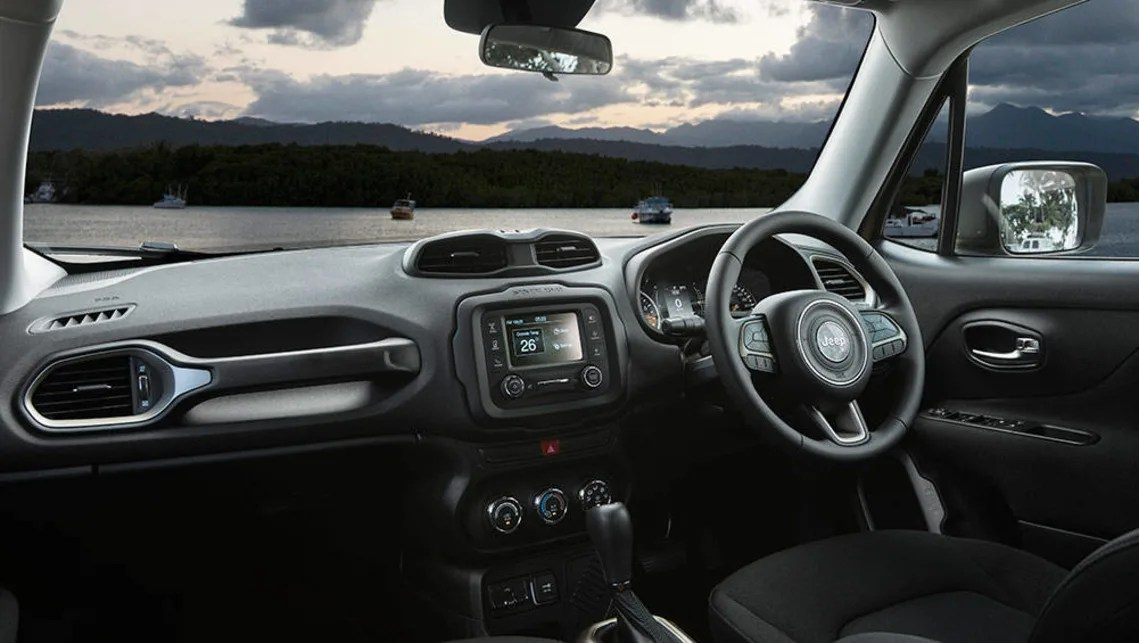 2015 Jeep Renegade Longitude review  road test  CarsGuide