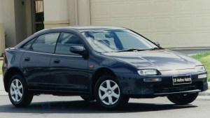 Used Mazda 323 review: 19942003 | CarsGuide