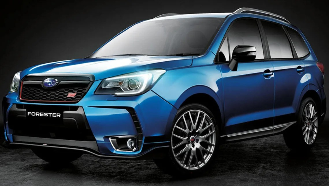 Subaru Forester Ts 2016 Review  Carsguide