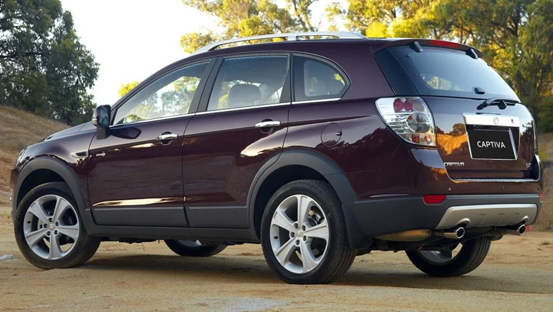 Car Wrap Images Wallpaper Holden Captiva Used Review 2008 2013 Carsguide