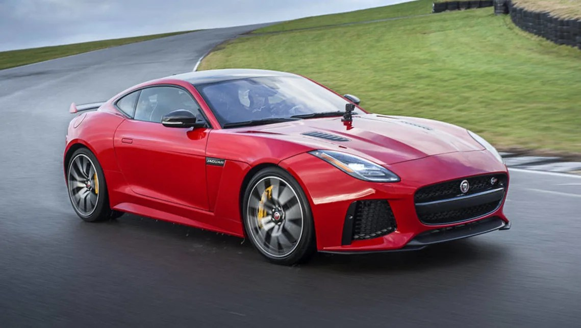 2017 Jaguar F Type Update Set For June Arrival Car News Carsguide