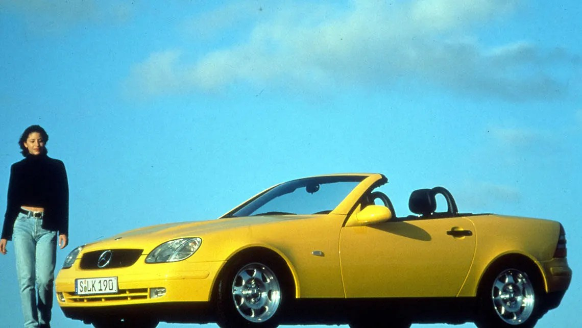 Mercedes Benz SLK Used Review 1997 2014 CarsGuide