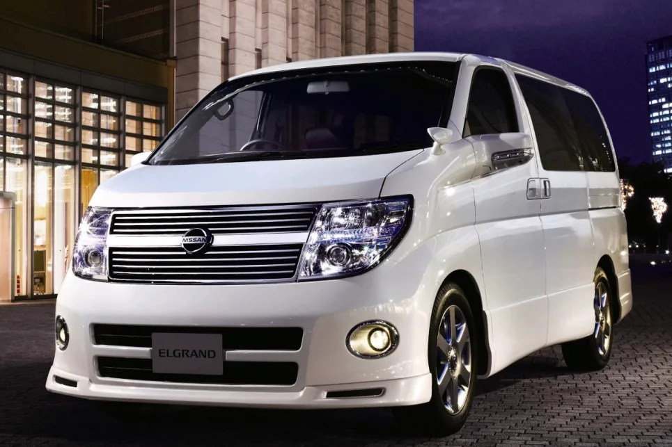 Used Nissan Elgrand Review 1997 2014 Carsguide
