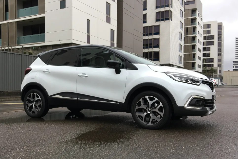 Renault Captur Intens 2018 Review CarsGuide