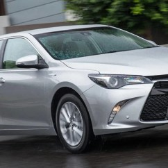 All New Camry Hybrid Review Harga Headlamp Grand Veloz Toyota 2016 Long Term Carsguide