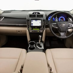 All New Camry Hybrid Review Toyota Kijang Innova 2.0 G A/t Lux 2016 Long Term Carsguide
